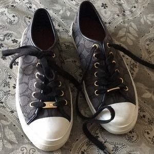 AUTHENTIC COACH sneakers!